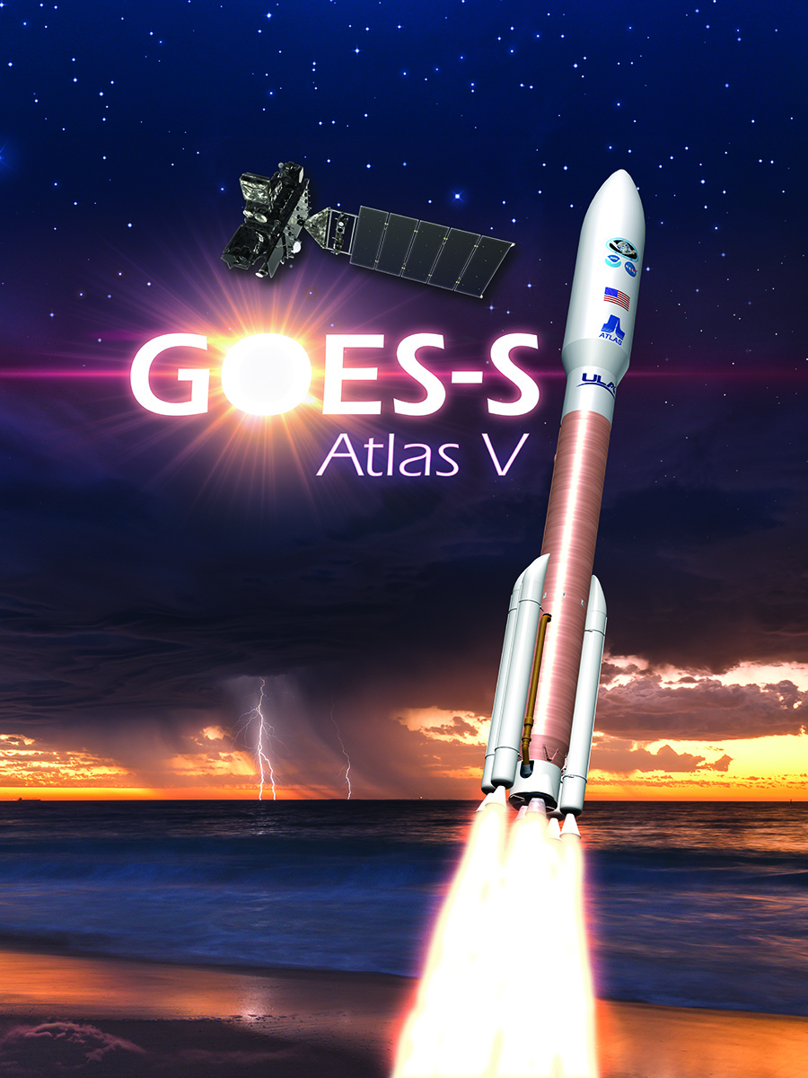 Goess Rocket launch