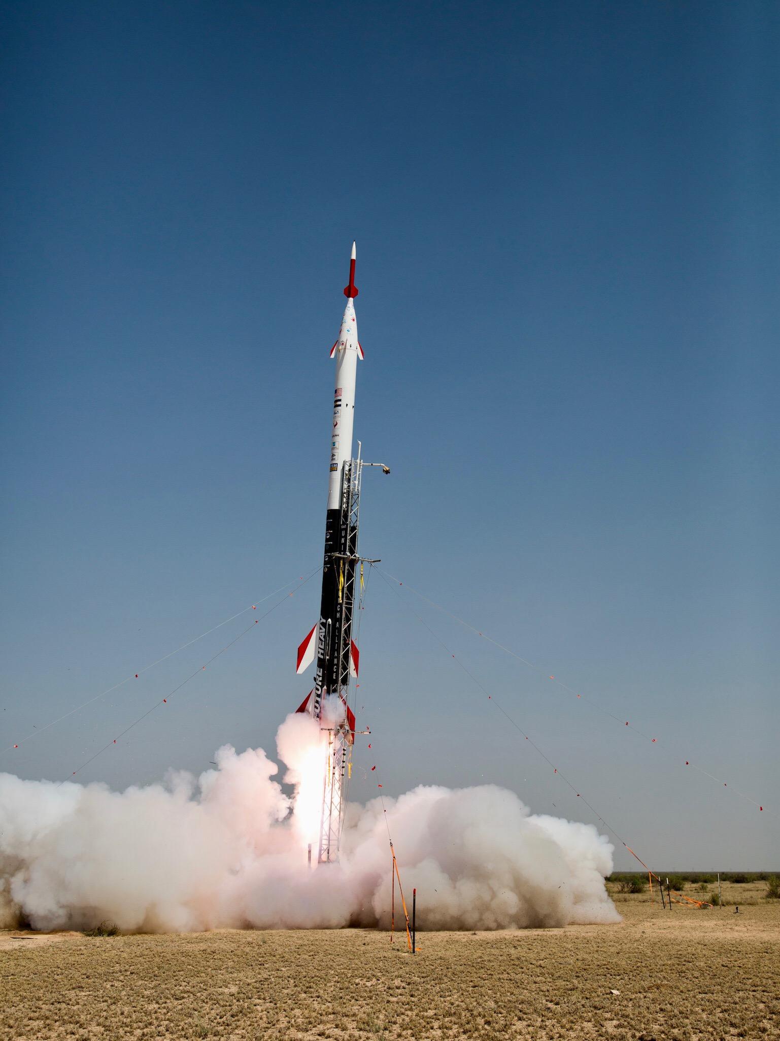 Student Rocket - Next Launch