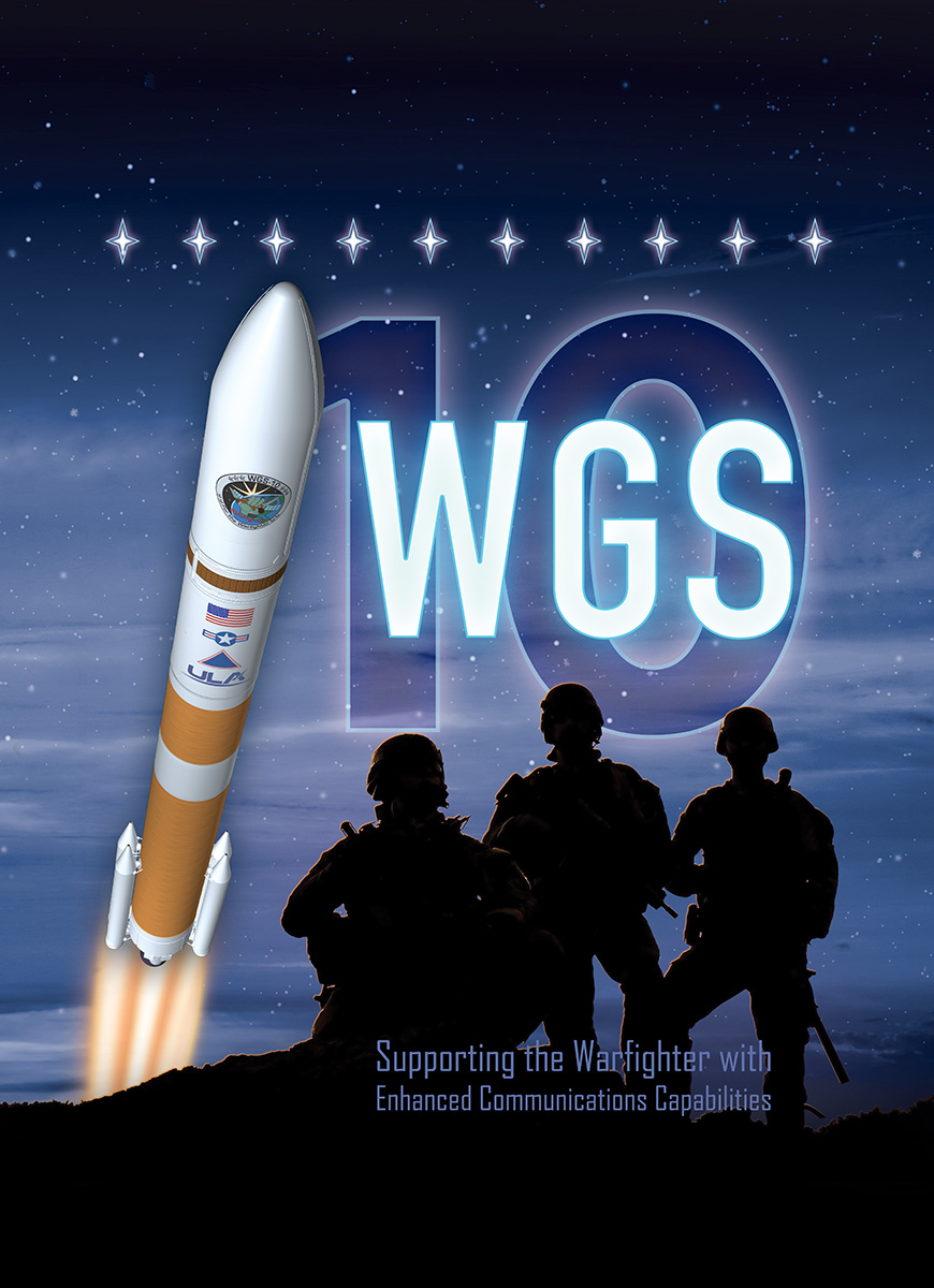 Delta IV WGS-10 - United Launch Alliance (ULA) Rocket Launch