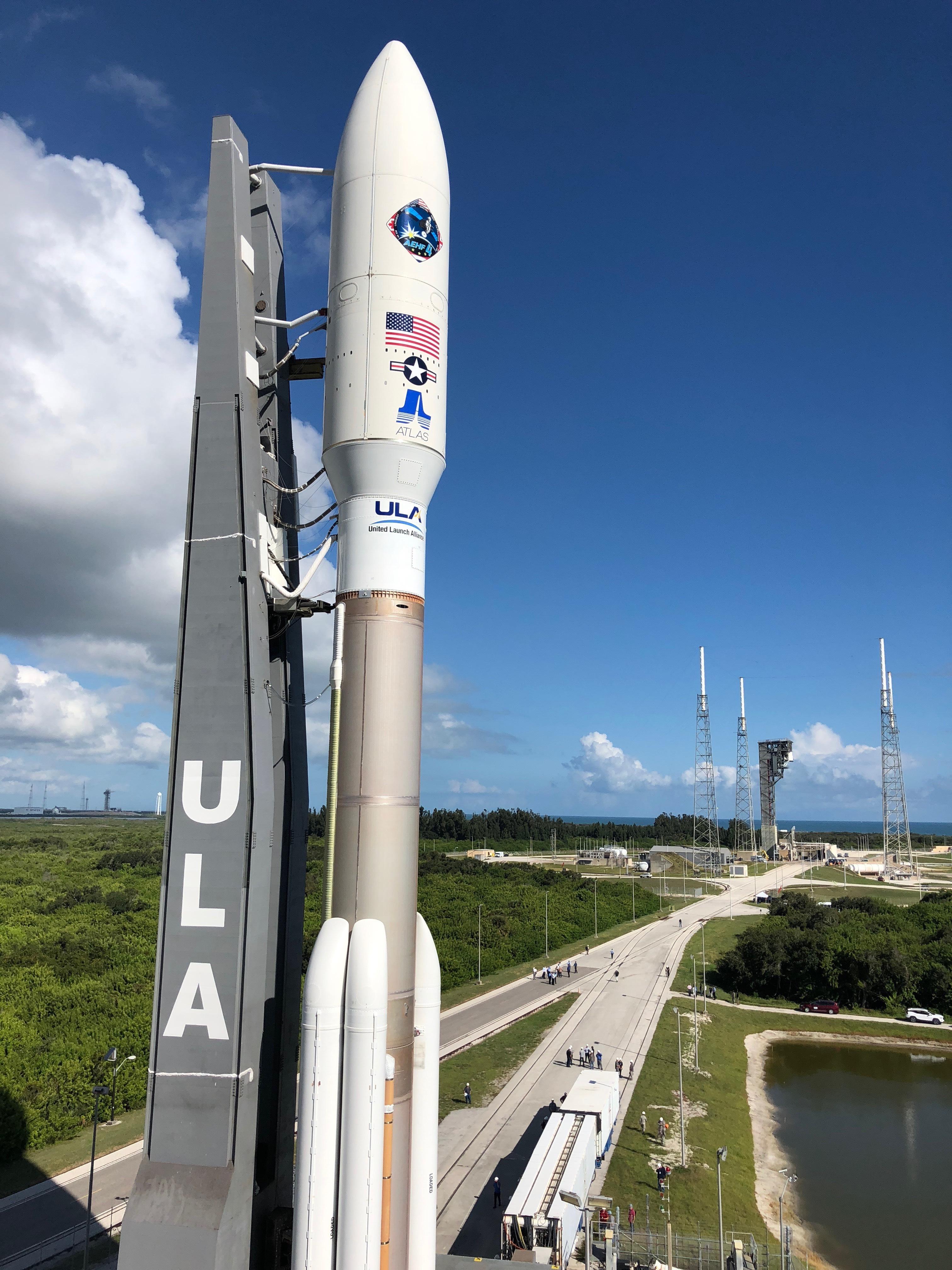 Atlas V AEHF-4